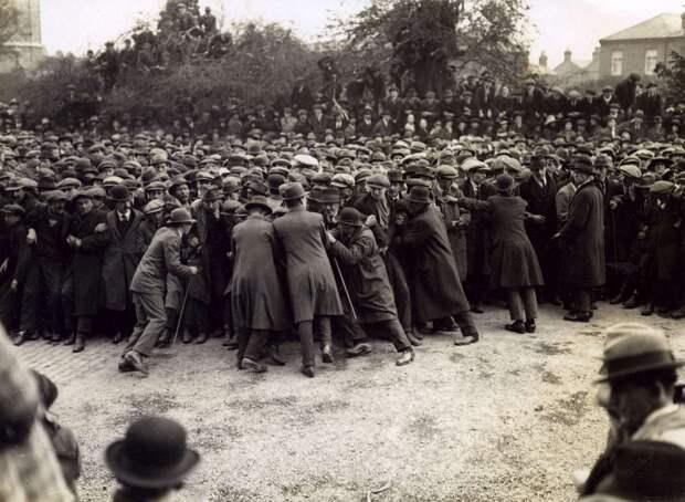 Непрощенное воскресенье: как британцам сошел с рук расстрел защитников прав Северной Ирландии