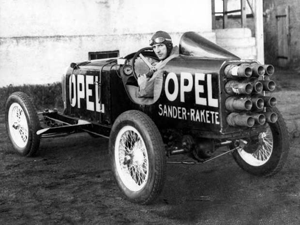 История Opel: счастливчик | Новость | Украинский Опель Клуб