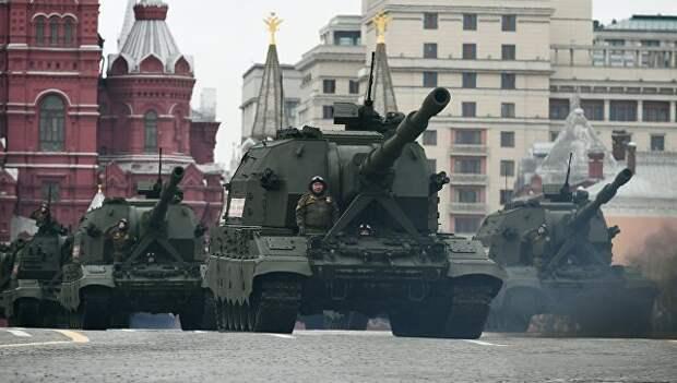 NI: пока США пользуются артиллерией 1960-х, Россия создает новое оружие