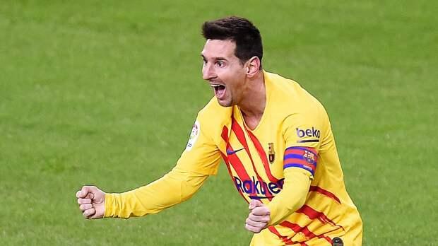 «Барселона» задолжала Месси 63,5 млн евро