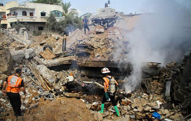 В МИД России призвали Израиль и Палестину к сдержанности