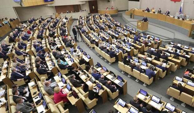 Володин рассказал о работе Думы в условиях пандемии