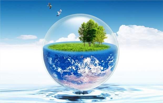 Крымские ученые разрабатывают плавучую платформу для очистки воды