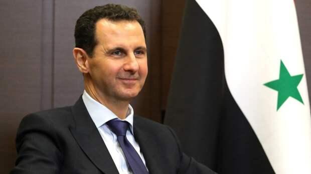 Асад отметил роль России в восстановлении баланса сил в Сирии