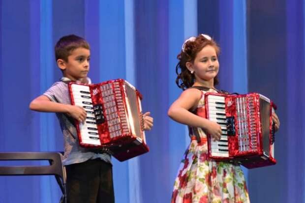 В Ростове состоялось открытие 69-го Международного конкурса аккордеонистов и баянистов «Кубок Мира»