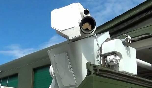 Эксперт рассказал о боевых характеристиках лазерного комплекса «Пересвет»