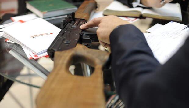 ФСБ пресекла работу подпольных мастерских по переделке оружия в Москве и Подмосковье