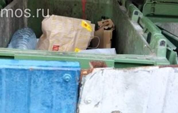 На Хвалынском бульваре жители добились установки контейнеров для раздельного сбора мусора