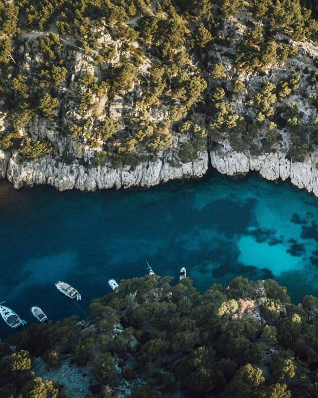 Замечательные снимки из путешествий Тома Калера