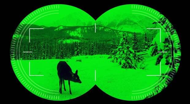 Австралийские физики превратили обычные очки вприбор ночного видения спомощью нанопленки: Новости ➕1, 17.06.2021