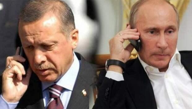 Путин и Эрдоган хотят развивать сотрудничество в энергетике