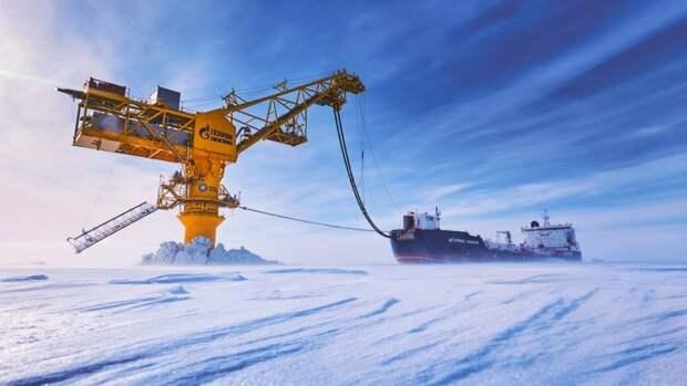 Круглогодичную доставку ямальской нефти вЕвропу поСевморпути обеспечила «Газпром нефть»