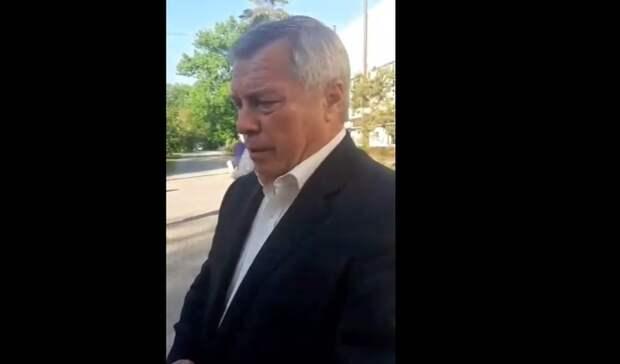 Голубев объявил траур по погибшим работникам водоканала в Таганроге