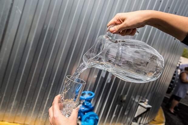 В Горячем Ключе построят станцию очистки воды