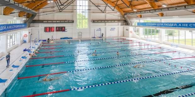 Здание ФОКа с двумя бассейнами начнут возводить в Бибиреве в 2022 году