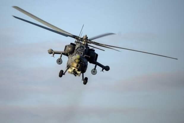 У вертолета Ми-28НМ появилось новое оружие