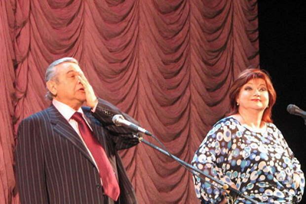 Петросян рассказал, кторазрушил егопредыдущий брак
