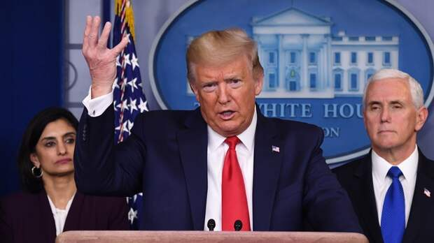 """""""Это президент, набравший 80 миллионов голосов?"""": Байден проиграл Трампу по """"лайкам"""" и просмотрам"""