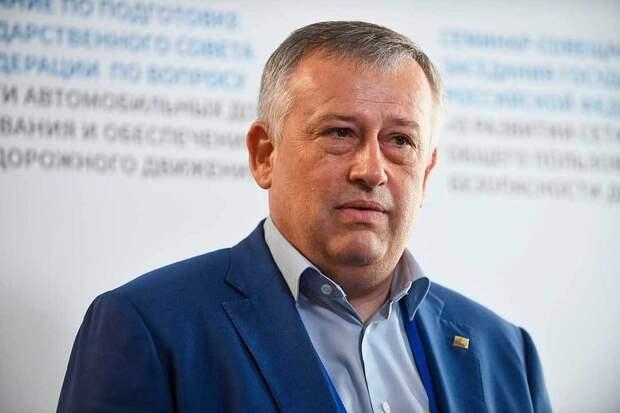 Александр Дрозденко предложил Совету Европы обсудить переход на «зеленую» экономику и энергетическую безопасность
