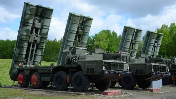 В США обнародовали видео «уничтожения» ЗРК С-400 и крейсера «Варяг»