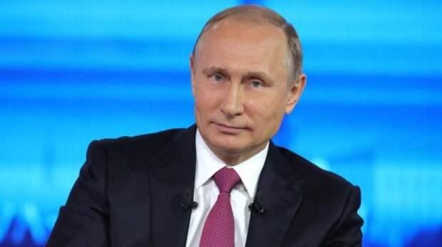 Путин похвалил российскую систему здравоохранения