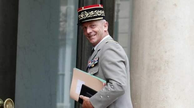 """Генштаб Франции назвал Россию """"очень агрессивным соперником"""""""