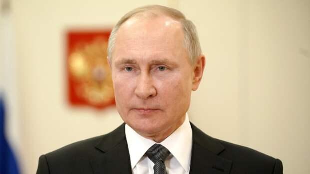 Путин рассказал о температуре после введения второго компонента вакцины от COVID-19