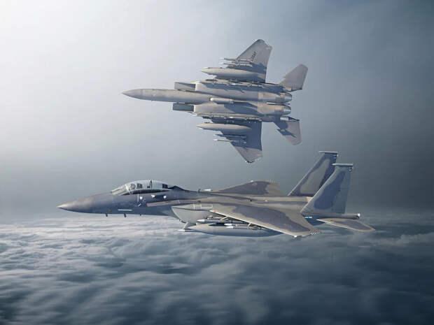 """Сушка или Ф-15 ЕХ, кто окажется сильнее в битве за """"индийское небо""""? Тендер истребителей в Индии вновь """"зажигает огни""""."""