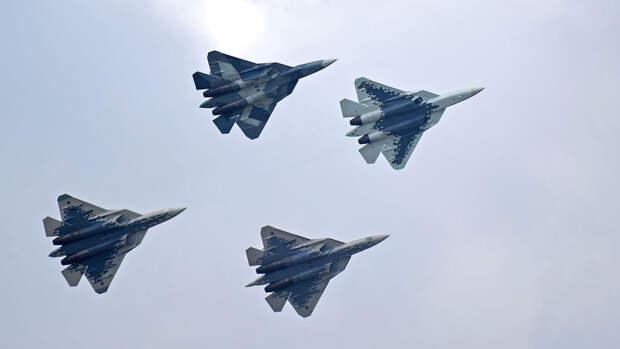 Минобороны получит четыре Су-57 до конца года