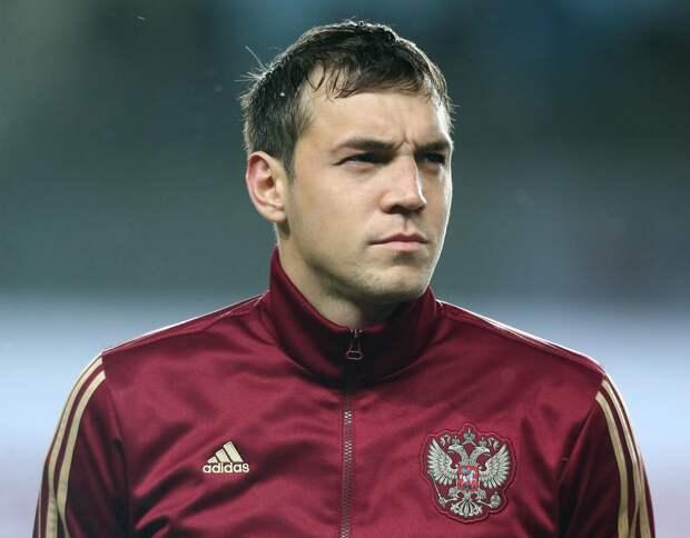 Артем Дзюба плохо отозвался о профессионализме Андрея Аршавина