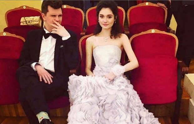 """Дочь Любови Толкалиной показала первые фото со своей """"эльфийской свадьбы"""""""