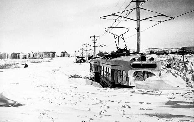 Комсомольск-на-Амуре, 1965 год