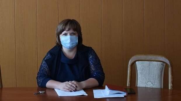 Неля Омелянчук провела заседание Комиссии по оказанию государственной социальной помощи на основании социального контракта гражданам Джанкойского района