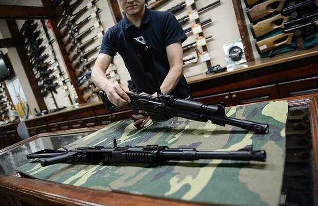 В Госдуму 17 мая должны внести законопроект, ужесточающий гражданский оборот оружия