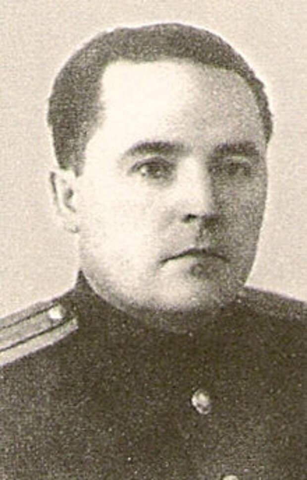 Михаил Дмитриевич Рюмин