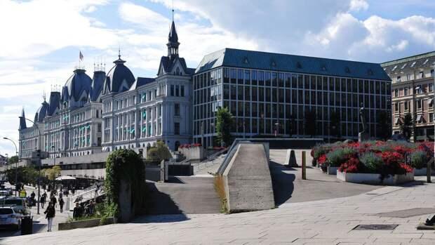 МИД Норвегии ответил на критику сериала о нацистах