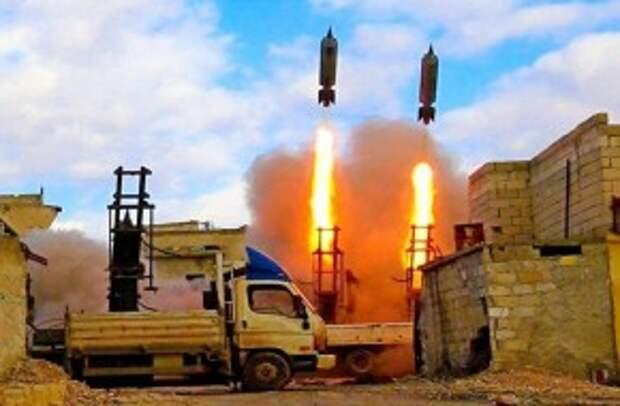 Сирийская армия оказалась на грани разгрома в Дейр-эз-Зор
