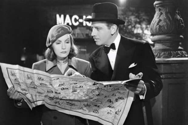 Кадр из фильма *Ниночка*, 1939 | Фото: aif.ru