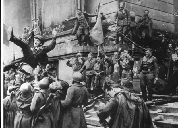 Великий праздник, День Победы!