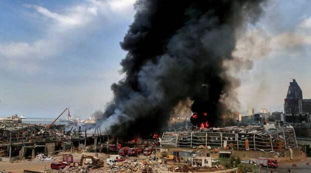 Российского капитана шокировал ордер Интерпола на арест из-за взрыва в Бейруте