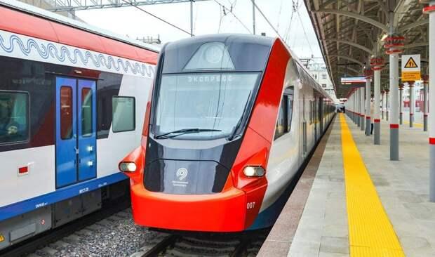 Поезда через станцию МЦД Стрешнево будут ходить по измененному расписанию Фото: mos.ru