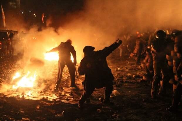 Путин обвинил Вашингтон в организации госпереворота на Украине в 2014 году