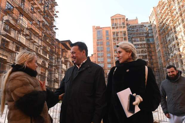 Реновация в Московской области: этап подготовки. Что известно о программе?