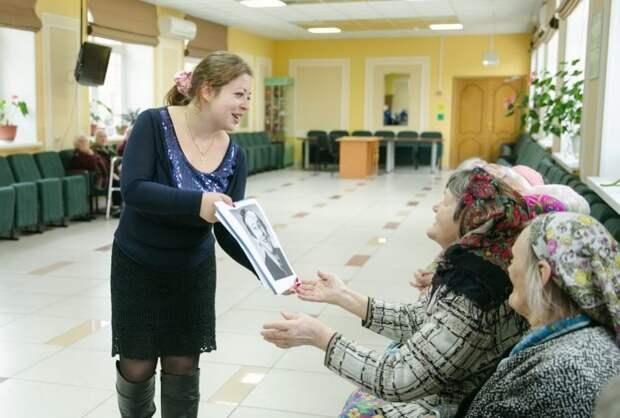 Волонтер Екатерина Гусева / Фото из личного архива