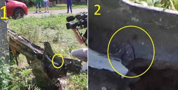 Антипов привел доказательства, опровергающие версию Запада о гибели МН17 из-за ЗРК «Бук»