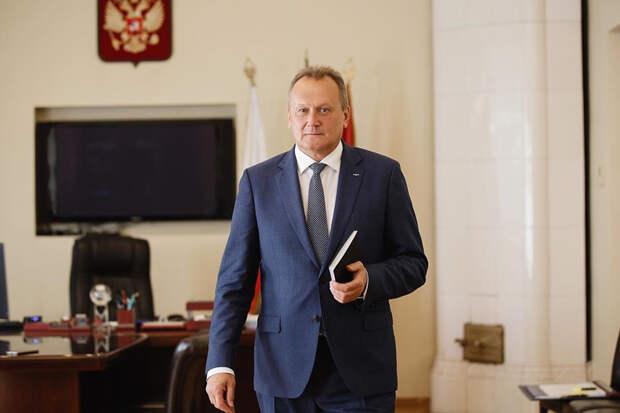 Главу Выборгского района Ленобласти заподозрили в мошенничестве на 700 млн рублей