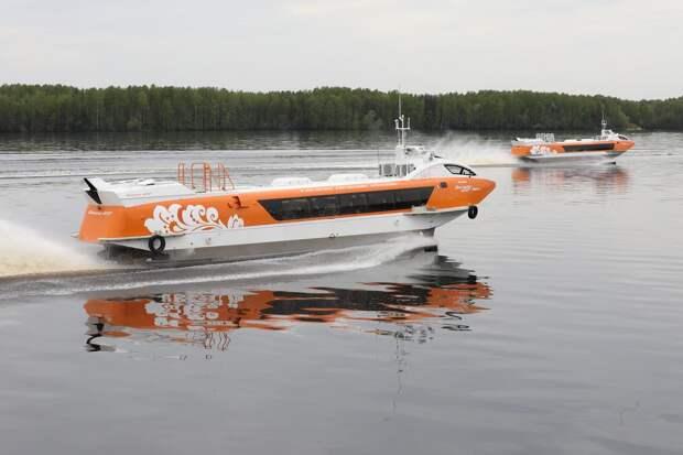Расправили крылья: «Валдаи» помогут развивать речной туризм