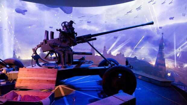 Сотни образцов бронетехники представили в рамках новой экспозиции парка «Патриот»