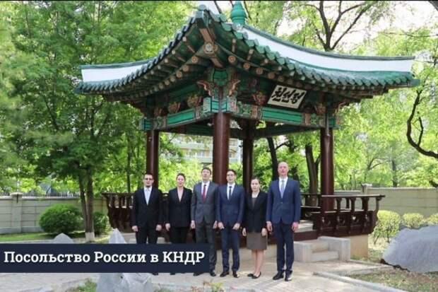 Российские дипломаты из 54 стран спели «Катюшу»