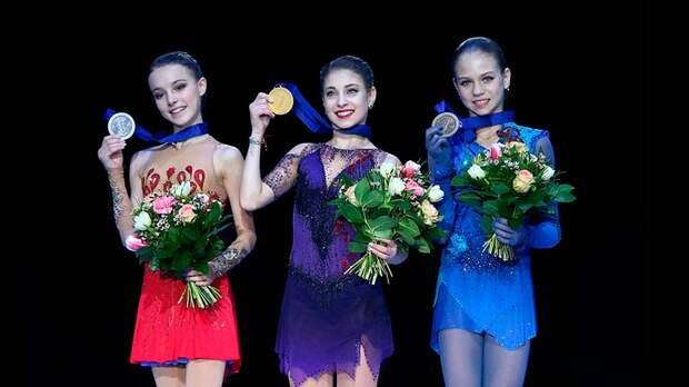 Впервые с 2006 года российские фигуристы завоевали всё золото Чемпионата Европы